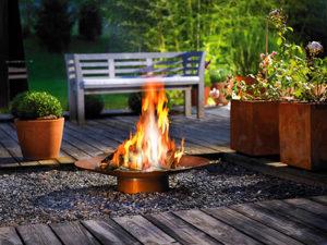 fire garden